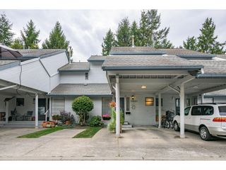 """Photo 1: 15843 ALDER Place in Surrey: King George Corridor Townhouse for sale in """"ALDERWOOD"""" (South Surrey White Rock)  : MLS®# R2607758"""