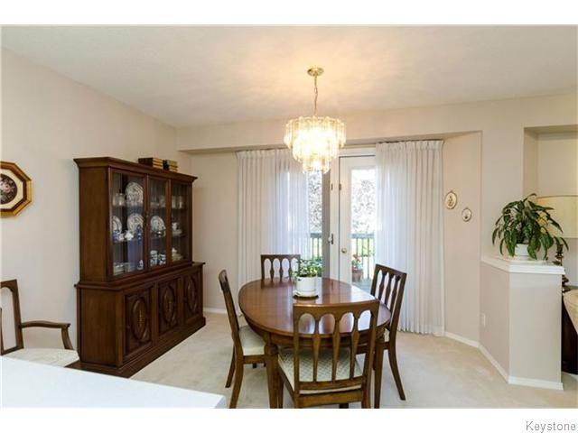 Photo 7: Photos: 650 Warde Avenue in Winnipeg: River Park South Condominium for sale (2F)  : MLS®# 1622113