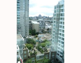 """Photo 20: 1408 1500 HORNBY Street in Vancouver: False Creek North Condo for sale in """"888 BEACH"""" (Vancouver West)  : MLS®# V720670"""
