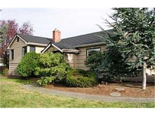 Main Photo: 4155 Tyndall Ave in VICTORIA: SE Gordon Head House for sale (Saanich East)  : MLS®# 324874