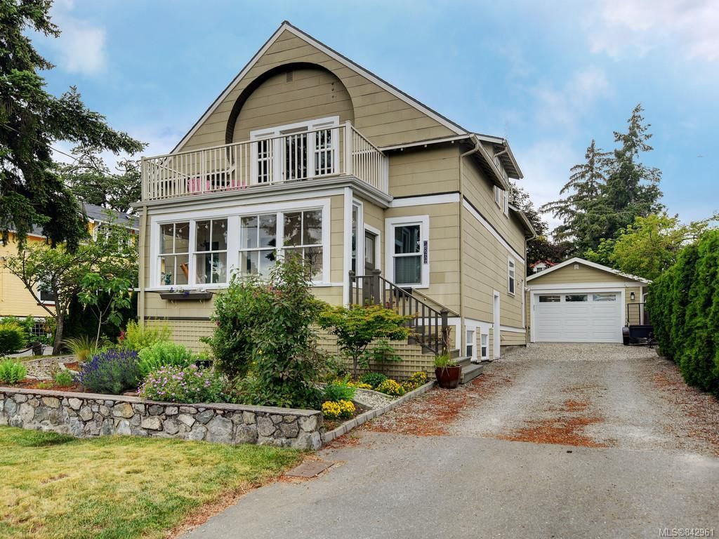 Main Photo: 2866 Inez Dr in Saanich: SW Gorge House for sale (Saanich West)  : MLS®# 842961