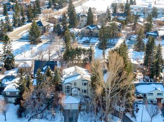 Photo 2: 619 Crescent Boulevard SW in Calgary: Elboya Detached for sale : MLS®# A1061776