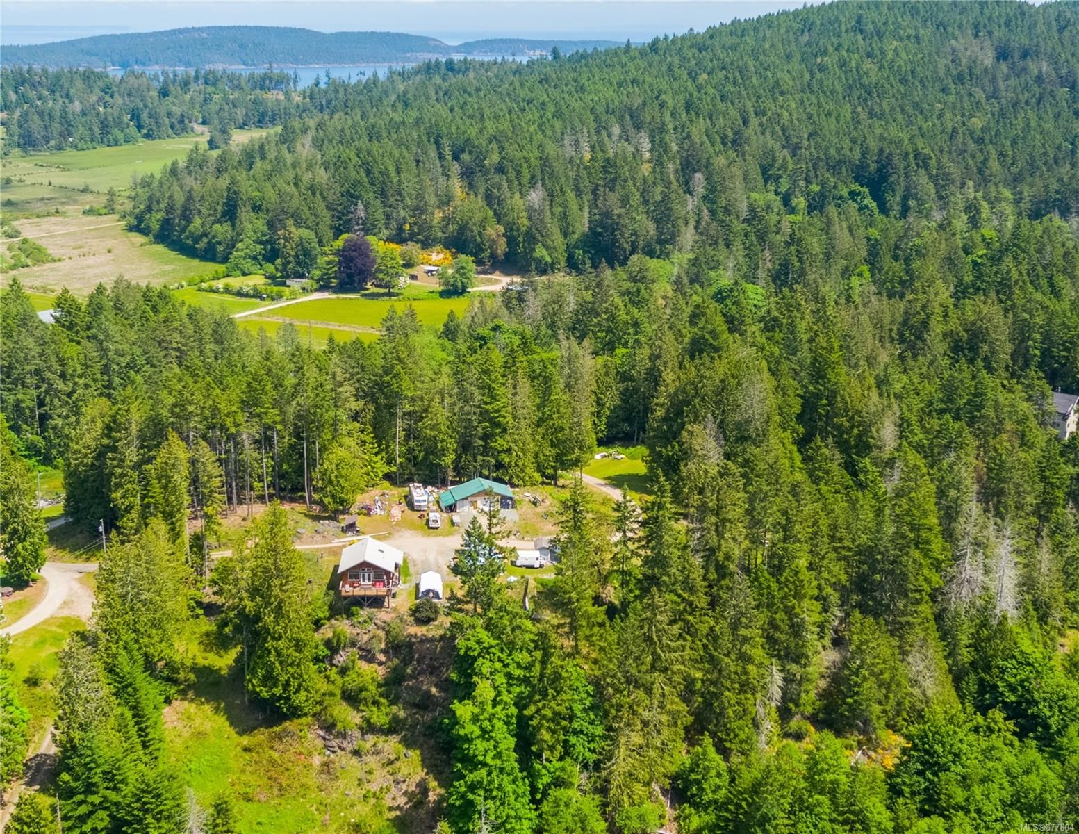 Main Photo: 4511 Bedwell Harbour Rd in : GI Pender Island House for sale (Gulf Islands)  : MLS®# 877804