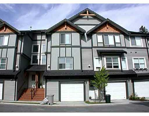 Main Photo: 4 1055 RIVERWOOD GT in Port_Coquitlam: Riverwood Townhouse for sale (Port Coquitlam)  : MLS®# V395810