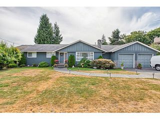 """Photo 1: 1241 MALVERN Place in Tsawwassen: Cliff Drive House for sale in """"CLIFF DRIVE"""" : MLS®# V1140887"""