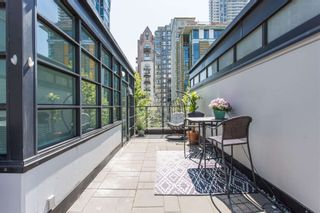 """Photo 4: 320 1255 SEYMOUR Street in Vancouver: Downtown VW Townhouse for sale in """"Elan"""" (Vancouver West)  : MLS®# R2604811"""