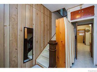 Photo 2: 1057 Ingersoll Street in WINNIPEG: West End / Wolseley Residential for sale (West Winnipeg)  : MLS®# 1519837