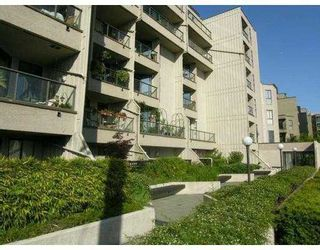 Photo 1: 102 1080 PACIFIC Street in Vancouver: West End VW Condo for sale (Vancouver West)  : MLS®# V729859