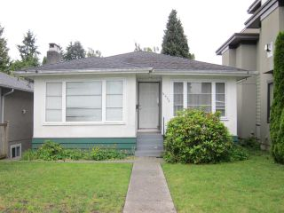 Photo 1: 4492 W 4TH Avenue in Vancouver: Point Grey House for sale (Vancouver West)  : MLS®# R2120156