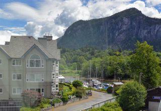 Photo 1: 104 1466 Pemberton Avenue in Squamish: Condo for sale