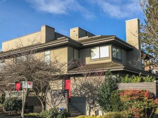 Photo 3: 1803 GREER Avenue in Vancouver: Kitsilano Townhouse for sale (Vancouver West)  : MLS®# R2434848