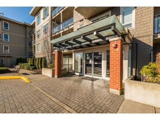 """Photo 3: A207 20211 66 Avenue in Langley: Willoughby Heights Condo for sale in """"Elements"""" : MLS®# R2551751"""