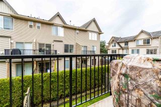 """Photo 28: 49 5556 PEACH Road in Chilliwack: Vedder S Watson-Promontory Townhouse for sale in """"The Gables at Rivers Bend"""" (Sardis)  : MLS®# R2541887"""