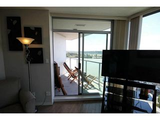 """Photo 13: 1209 14 BEGBIE Street in New Westminster: Quay Condo for sale in """"Inter Urban"""" : MLS®# V1070124"""