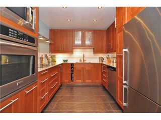 """Photo 2: 310 1235 W 15TH Avenue in Vancouver: Fairview VW Condo for sale in """"The Shaughnessy"""" (Vancouver West)  : MLS®# V1066041"""
