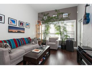 """Photo 3: 416 20219 54A Avenue in Langley: Langley City Condo for sale in """"SUEDE LIVING"""" : MLS®# R2590437"""
