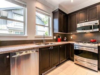 """Photo 3: 27 897 PREMIER Street in North Vancouver: Lynnmour Townhouse for sale in """"Legacy @ Nature's Edge"""" : MLS®# R2077735"""