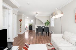 Photo 2: 406 4025 NORFOLK Street in Burnaby: Central BN Townhouse for sale (Burnaby North)  : MLS®# R2577324