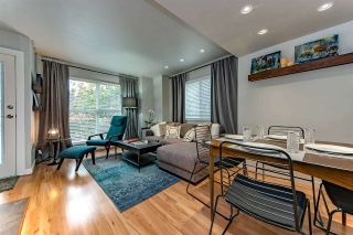 """Photo 2: 9 877 W 7TH Avenue in Vancouver: Fairview VW Townhouse for sale in """"EMERALD COURT"""" (Vancouver West)  : MLS®# R2341517"""