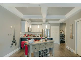 """Photo 5: 25 19095 MITCHELL Road in Pitt Meadows: Central Meadows Townhouse for sale in """"BROGDEN BROWN"""" : MLS®# V1122105"""