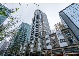 Photo 1: 2502 1166 MELVILLE STREET in Vancouver: Coal Harbour Condo for sale (Vancouver West)  : MLS®# R2295898