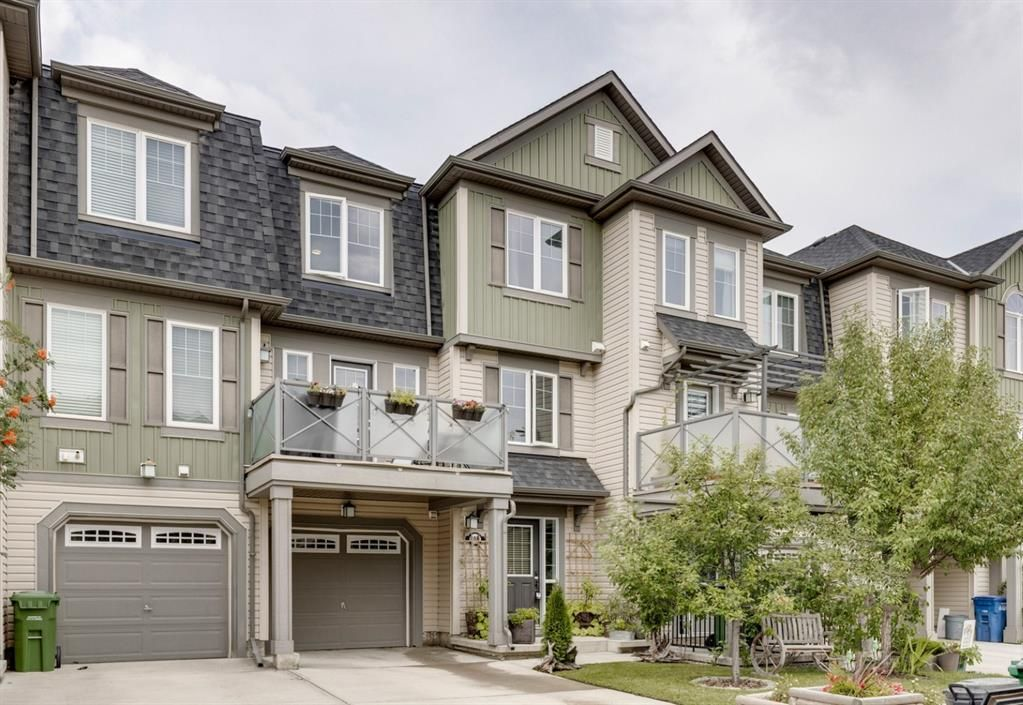 Main Photo: 108 Windstone Mews SW: Airdrie Row/Townhouse for sale : MLS®# A1142161