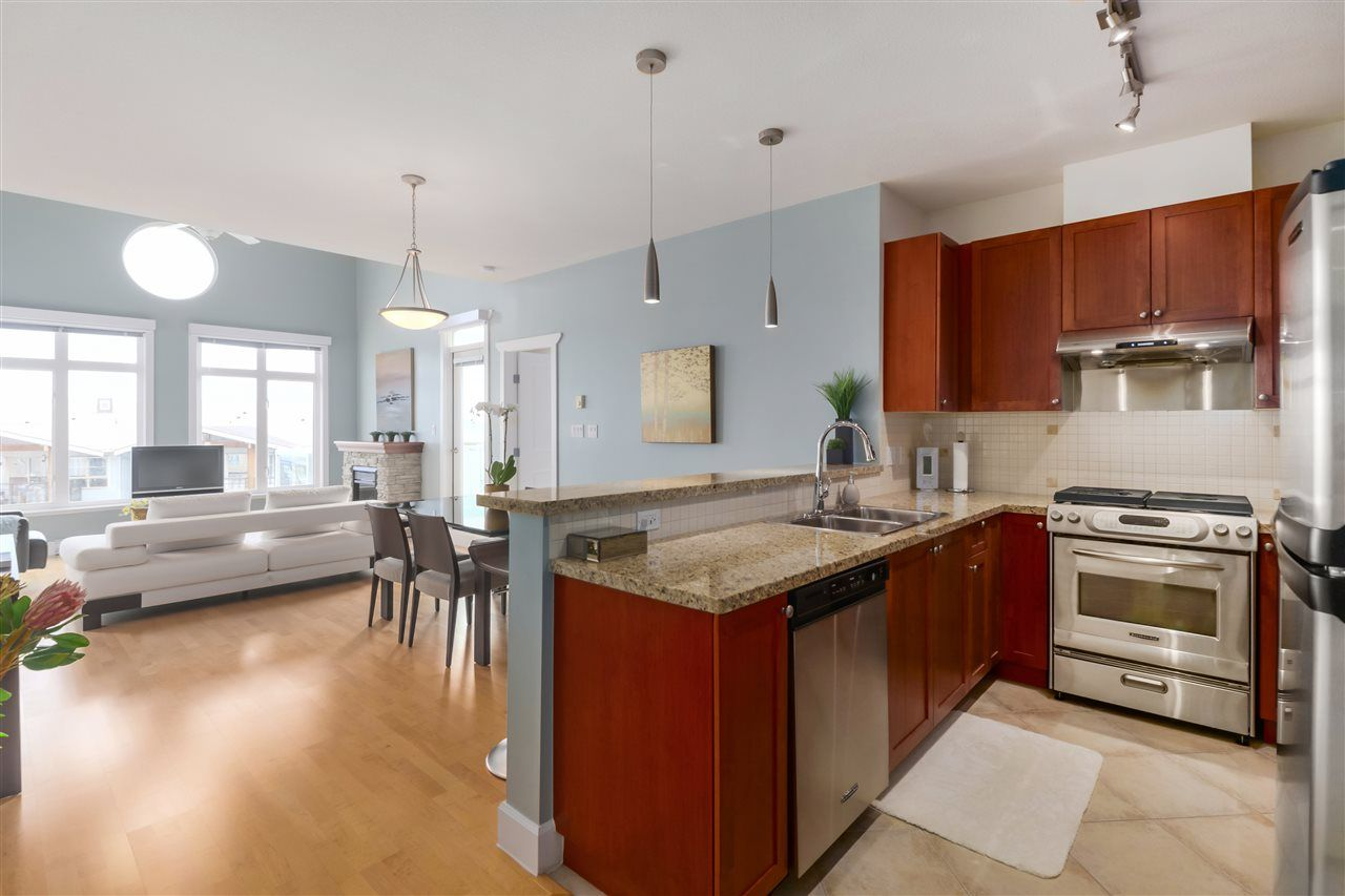 "Photo 7: Photos: 402 4111 BAYVIEW Street in Richmond: Steveston South Condo for sale in ""THE VILLAGE"" : MLS®# R2468998"
