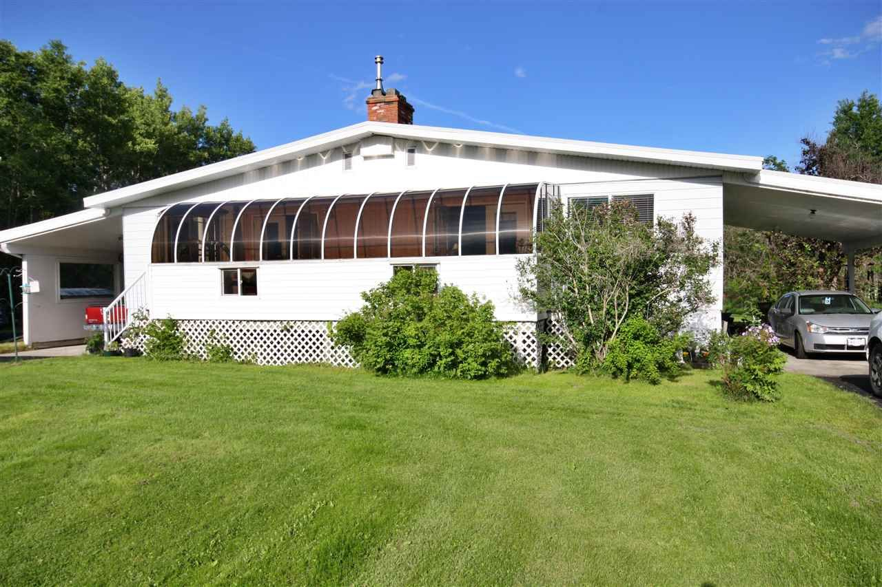 Main Photo: 7740 OLD CARIBOO Highway in Prince George: Buckhorn Duplex for sale (PG Rural South (Zone 78))  : MLS®# R2466314