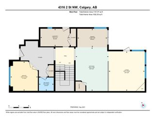 Photo 31: 4316 2 Street NW in Calgary: Highland Park Semi Detached for sale : MLS®# A1152661