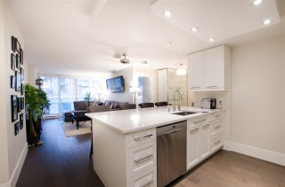 Photo 2: 1608 788 HAMILTON STREET in Vancouver: Downtown VW Condo for sale (Vancouver West)  : MLS®# R2426696