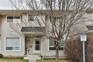 Photo 1: 1051 3235 56 Street NE in Calgary: Pineridge Row/Townhouse for sale : MLS®# C4294756