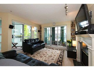 """Photo 2: 205 8989 HUDSON Street in Vancouver: Marpole Condo for sale in """"NAUTICA"""" (Vancouver West)  : MLS®# V1008567"""