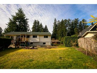 Photo 5: 4378 CHEVIOT Road in North Vancouver: Forest Hills NV House for sale : MLS®# V1111023