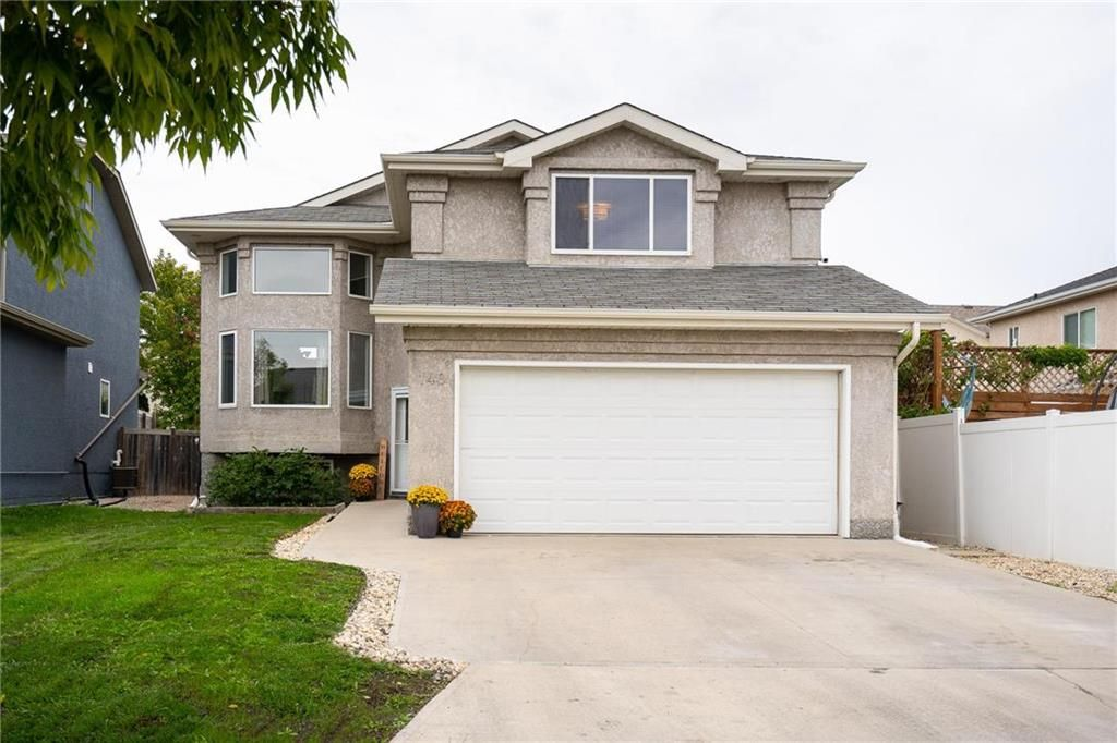 Main Photo: 140 Pauline Boutal Crescent in Winnipeg: Island Lakes Residential for sale (2J)  : MLS®# 202122704