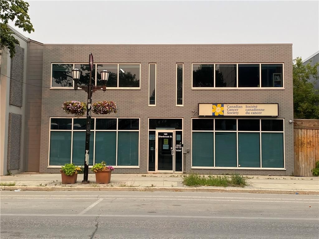 Main Photo: 185 Sherbrook Street in Winnipeg: Industrial / Commercial / Investment for sale (5B)  : MLS®# 202119311