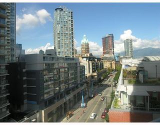 Photo 5: 906 688 ABBOTT Street in Vancouver: Downtown VW Condo for sale (Vancouver West)  : MLS®# V788314