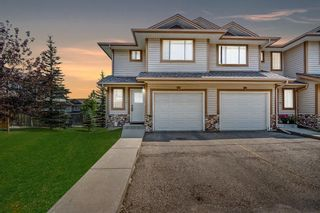 Main Photo: 126 Citadel Point NW in Calgary: Citadel Row/Townhouse for sale : MLS®# A1129957