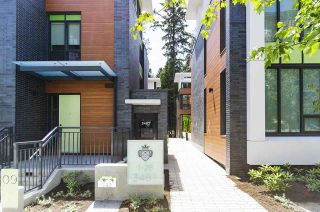 """Photo 24: 8 3483 ROSS Drive in Vancouver: University VW Townhouse for sale in """"THE RESIDENCE AT NOBEL PARK"""" (Vancouver West)  : MLS®# R2479562"""
