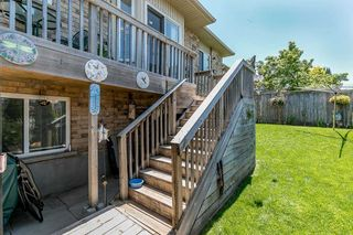 Photo 35: 37 Cameron Court: Orangeville House (Bungaloft) for sale : MLS®# W4797781