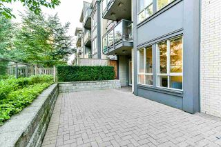 """Photo 29: 111 225 FRANCIS Way in New Westminster: Fraserview NW Condo for sale in """"WHITTAKER"""" : MLS®# R2497580"""