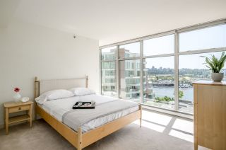 Photo 12: 709 990 BEACH AVENUE in Vancouver: Yaletown Condo for sale (Vancouver West)  : MLS®# R2187799