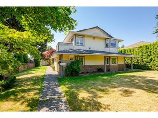 Photo 1: 4 19690 56 Avenue in Langley: Langley City Townhouse for sale : MLS®# R2596203