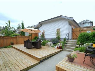 """Photo 10: 3349 PRINCETON Avenue in Coquitlam: Burke Mountain House for sale in """"BELMONT"""" : MLS®# V957858"""