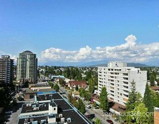 """Photo 2: 1002 612 6TH ST in New Westminster: Uptown NW Condo for sale in """"THE WOODWARD"""" : MLS®# V612401"""