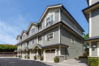 """Photo 1: 8 9833 CAMBIE Road in Richmond: West Cambie Townhouse for sale in """"Casa Living"""" : MLS®# R2454770"""