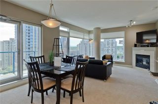 Photo 13: 1808 910 5 Avenue SW in Calgary: Downtown Commercial Core Apartment for sale : MLS®# C4302434