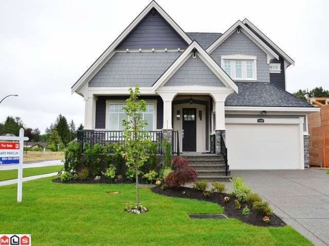 Main Photo: 17407 0B Avenue in Surrey: Pacific Douglas House for sale (South Surrey White Rock)  : MLS®# F1118108