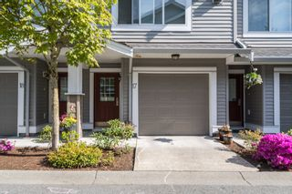 """Photo 3: 17 20449 66 Avenue in Langley: Willoughby Heights Townhouse for sale in """"NATURE'S LANDING"""" : MLS®# R2163715"""