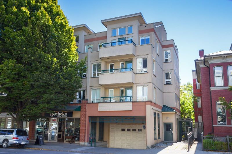 FEATURED LISTING: 201 - 1015 Johnson St