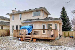 Photo 29: 369 BURTON Road in Edmonton: Zone 14 House for sale : MLS®# E4235367